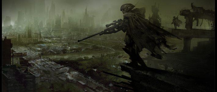 Sniper – Kapitola 1